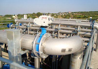 Ladurner S.p.A. – Impianto a membrane
